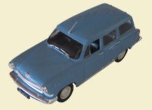 【送料無料】模型車 モデルカー スポーツカー スヴォルガモデルsu woga wolga gaz m22 modell 143 aus metall kultowe auta prl 073