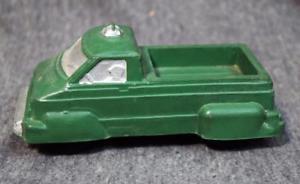 【送料無料】模型車 モデルカー スポーツカー ビンテージギャレットハードゴムグリーントラック