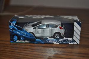 【送料無料】模型車 モデルカー スポーツカー ny yankees ford fiesta sga greenlight
