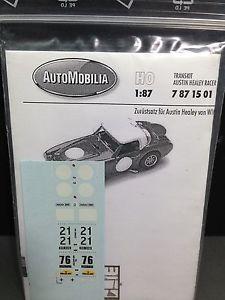 【送料無料】模型車 モデルカー スポーツカー ホ#アップグレードキットオースティンパーツho 187 automobilia de 7871501 upgrade kit austin healey wiking detail parts