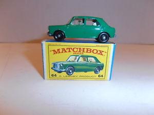 【送料無料】模型車 モデルカー スポーツカー マッチボックス#matchbox lesney 64b mg1100 with box