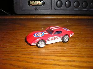 【送料無料】模型車 モデルカー スポーツカー クラシックシボレーコルベットマッチリーグシカゴカブスclassic 1992 matchbox mlb 1970s chevy c3 corvette chicago cubs free shipping