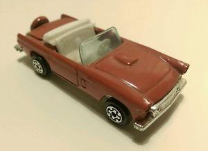 【送料無料】模型車 モデルカー スポーツカー ビンテージタフホイールフォードサンダーバードneues angebotvintage kidco tough wheels 56 ford thunderbird red tbird