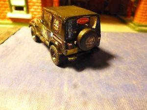【送料無料】模型車 モデルカー スポーツカー フロリダジープチームカスタムpasco county florida sheriff rescue team jeep 164 custom