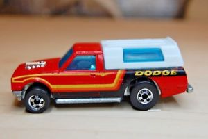 【送料無料】模型車 モデルカー スポーツカー ホットホイールダッジミントhot wheels 1980 dodge d50 red hiraker near mint unplayed hong kong