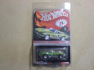 【送料無料】模型車 モデルカー スポーツカー ホットホイールセレクションシリーズコルベット#hot wheels rlc 2005 selections series 65 corvette 06977,832