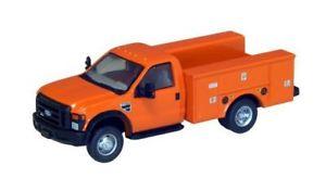 【送料無料】模型車 モデルカー スポーツカー ホポイントフォードサービストラックオレンジ