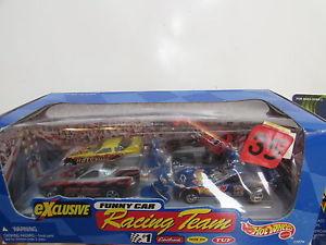 【送料無料】模型車 モデルカー スポーツカー ホットホイールカーレーシングチームパック