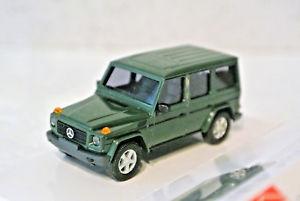 【送料無料】模型車 モデルカー スポーツカー ブッシュホメルセデスベンツクラスダークグリーンbusch 51402 ho 187 1990 mercedes benz g class dark green c9 nib
