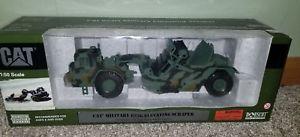【送料無料】模型車 モデルカー スポーツカー gスクレーパースケールnorscot cat military 623g elevating scraper 150 scale nib