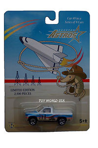 【送料無料】模型車 モデルカー スポーツカー ストライクゾーンヒューストンアストロズダッジラムトラックテキサス