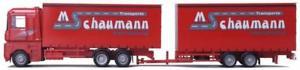 【送料無料】模型車 モデルカー スポーツカー トラックルノーマグナムawm lkw renault magnum volgaktahz schaumann