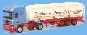 【送料無料】模型車 モデルカー スポーツカー トラックタンクawm lkw daf xf 105 sscaerop tanksz junker jung
