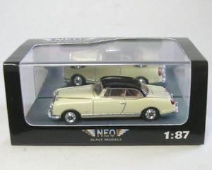 【送料無料】模型車 モデルカー スポーツカー メルセデスベンツピニンファリーナmercedesbenz 300b pininfarina weissschwarz 1955