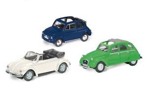 【送料無料】模型車 モデルカー スポーツカー カブリオレschuco 26110 187 fahrzeugset cabrio classics neu