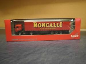 【送料無料】模型車 モデルカー スポーツカー トラックマンサーカスherpa lkw man f2000 gaksz circus roncalli