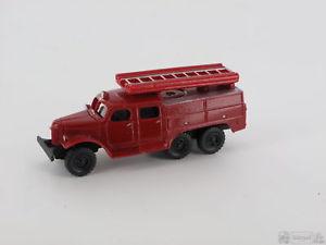 【送料無料】模型車 モデルカー スポーツカー クビカモデルスケールrkmodelle tt0322 zil 157 feuerwehrtlf massstab 1120