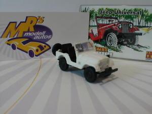 【送料無料】模型車 モデルカー スポーツカー ジープユニバーサルノベルティーarwico brekina 58902 jeep universal in wei 187 neuheit