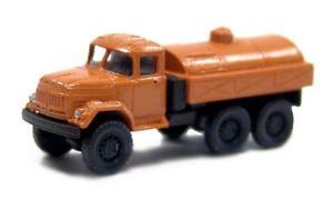 【送料無料】模型車 モデルカー スポーツカー クビカモデルタンカースケールrkmodelle n00009b zil131 tankwagen zivil mastab 1160