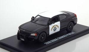 【送料無料】模型車 モデルカー スポーツカー グリーンライトハイウェイパトロール143 greenlight dodge charger pursuit highway patrol 2008