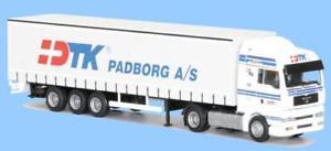 【送料無料】模型車 モデルカー スポーツカー トラックマンawm lkw man tga xlx aerop gaksz dtk padborg