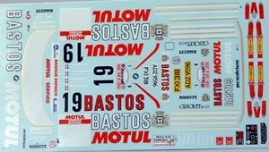 【送料無料】模型車 モデルカー スポーツカー トランキットラリールネッサンスtranskit 124 bmw m3 gra bastosmotul rallye tdec 1988 renaissance tk24433