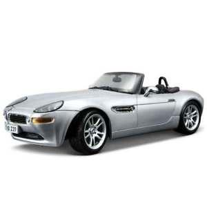 【送料無料】模型車 モデルカー スポーツカー モデルカーモデルカーモデルrestposten bmw z8 cabrio 118 maisto modellauto modell auto standmodell sammle
