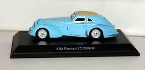 【送料無料】模型車 モデルカー スポーツカー ボスモデルアルファロメオbosmodels 87081 alfa romeo 8c 2900b 1937 resina 187