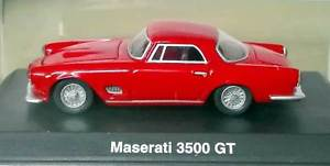 【送料無料】模型車 モデルカー スポーツカー ボスモデルマセラティグアテマラbosmodels 87126 maserati 3500 gt resina 187