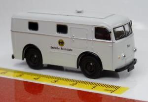 【送料無料】模型車 モデルカー スポーツカー スターリンドイツパッケージbrekina starline elektropaketwagen deutsche reichsbahm 58304