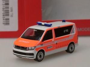 【送料無料】模型車 モデルカー スポーツカー バスマルタオッフェンバックherpa vw t6 bus malteser enbach 093415 187