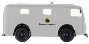 【送料無料】模型車 モデルカー スポーツカー パッケージ187 brekina elektro paketwagen deutsche reichsbahn 58304