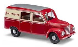 【送料無料】模型車 モデルカー スポーツカー busch framo v 9012 halbbus mitropa 51272busch framo v9012 halbbus mitropa 51272
