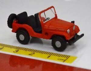 【送料無料】模型車 モデルカー スポーツカー ジープユニバーサルbrekina arwico jeep universal rot 58904