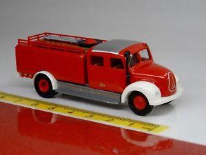 【送料無料】模型車 モデルカー スポーツカー タンクトラックbrekina magirus mercur tlf 15 feuerwehr tanklschfahrzeug 42245