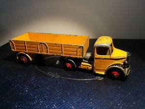 【送料無料】模型車 モデルカー スポーツカー トロッコdinky 521 bedford articulated lorry