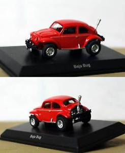 【送料無料】模型車 モデルカー スポーツカー ボスモデルバハバグbosmodels 87190 vw baja bug resina 187