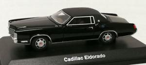 【送料無料】模型車 モデルカー スポーツカー ボスモデルキャデラックエルドラドbosmodels 87185 cadillac eldorado resina 187