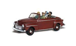 【送料無料】模型車 モデルカー スポーツカー ウッドランドカブリオレwoodland scenics 187 as5535 sonntagsausflug us cabriolet mit 4 figuren