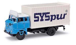 【送料無料】模型車 モデルカー スポーツカー ブッシュbusch 95141 w50 l mk syspur