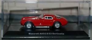 【送料無料】模型車 モデルカー スポーツカー ボスモデルマセラティマセラティロッサbosmodels 87035 maserati a6gcs berlinetta 1953 rossa resina 187