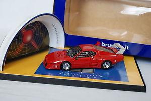 【送料無料】模型車 モデルカー スポーツカー フェラーリガレリアbrumm 143 ferrari bb 512 lm etude soufflerie galeria del vento 1979