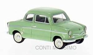 【送料無料】模型車 モデルカー スポーツカー ボスモデルプリンツbosmodels 87271 nsu prinz iii resina 187