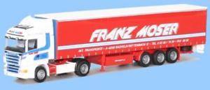 【送料無料】模型車 モデルカー スポーツカー トラックスカニアフランツモーザーawm lkw scania r highlaerop gaksz franz moser