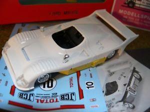 【送料無料】模型車 モデルカー スポーツカー フォードミラージュルマンデカール143 solido verem ford mirage le mans 1976 mit decals weiss 604