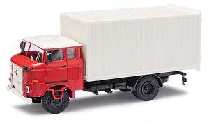 【送料無料】模型車 モデルカー スポーツカー ブッシュケースサーカスbusch 95148 ifa w50 mk mbelker zirkus berolina