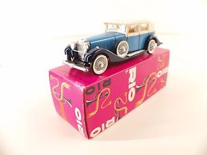 【送料無料】模型車 モデルカー スポーツカー リオヌフrio 61 hispano suiza 1932 143 neuf boxeden boite
