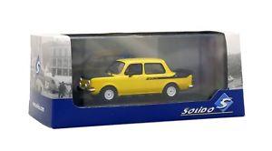 【送料無料】模型車 モデルカー スポーツカー ミニチュアコレクションsimca rallye ii 1974 voiture miniature 143 collection solido 4302900