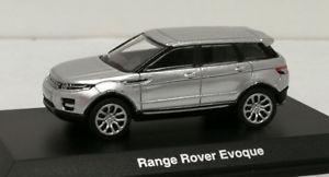 【送料無料】模型車 モデルカー スポーツカー ボスモデルレンジローバーアルジェントbosmodels 87145 range rover evoque argento resina 187