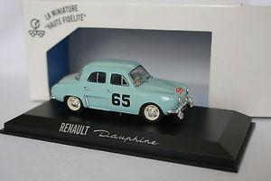 【送料無料】模型車 モデルカー スポーツカー モンテカルロルノーnorev 143 renault dauphine monte carlo 1958